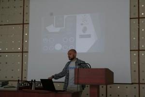 Проекти DeustoTech Life і комп'ютерні ігри в медицині. Доповідь: Олександр Кучанський - доцент кафедри інформаційних технологій.